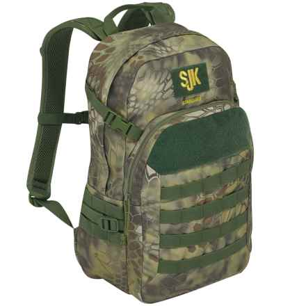 Slumberjack Spoor 19L Backpack - Hydration Compatible in Mandrake - Closeouts