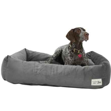 """Slumberjax Spa Dozer Pet Bed - Large, 38x30"""" in Summit - Closeouts"""