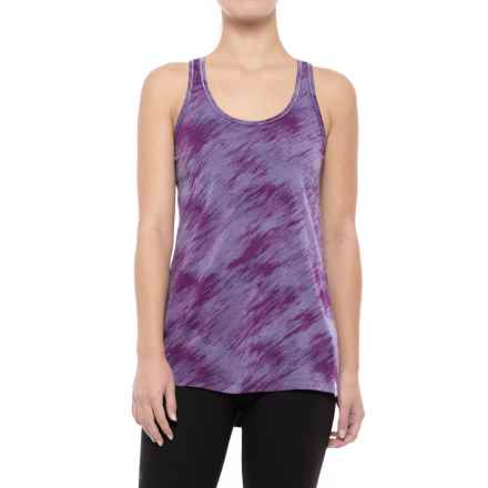 SmartWool 150 Pattern Tank Top - Merino Wool, Racerback (For Women) in Desert Purple - Closeouts