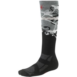 SmartWool 2013 Medium Cushion Snowboard Socks (For Women) in Black