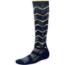 SmartWool 2013 Medium Cushion Snowboard Socks (For Women) in Ink - 2nds