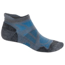 SmartWool 2013 Outdoor Sport Light Socks - Merino Wool, Below the Ankle (For Men and Women) in Graphite - 2nds
