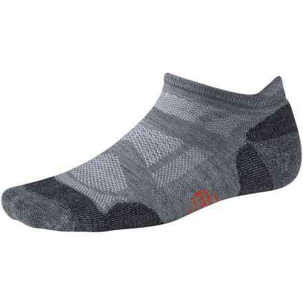 SmartWool 2013 Outdoor Sport Light Socks - Merino Wool, Below the Ankle (For Men and Women) in Light Gray - 2nds