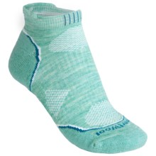 SmartWool 2013 PhD Outdoor Light Micro Socks - Merino Wool (For Women) in Mineral - 2nds