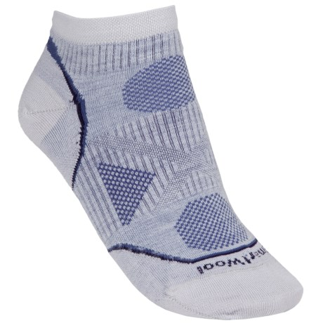SmartWool 2013 PhD Outdoor Ultralight Socks - Merino Wool, Below-the-Ankle (For Women) in Spearmint