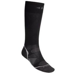 SmartWool 2013 PhD Ski Ultralight Socks - Merino Wool, Over-the-Calf (For Men and Women) in Black