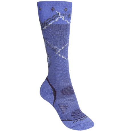 SmartWool 2013 PhD Snowboard Light Socks - Merino Wool, Over the Calf (For Women)