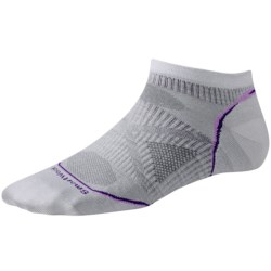 SmartWool 2013 PhD Ultralight Micro Running Socks - Merino Wool (For Women) in Capri