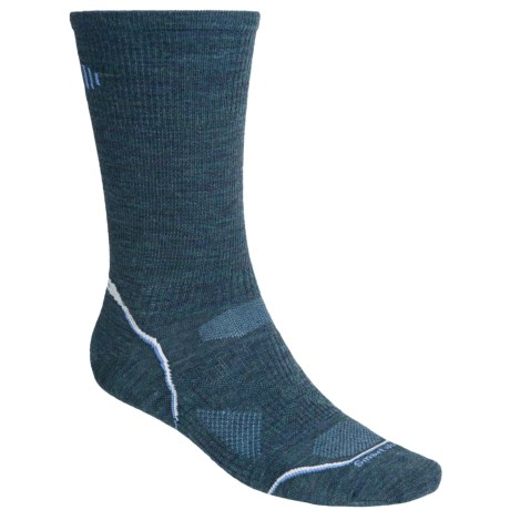 SmartWool 2013 PhD Ultralight Outdoor Socks - Merino Wool, Crew (For Men and Women) in Union Blue