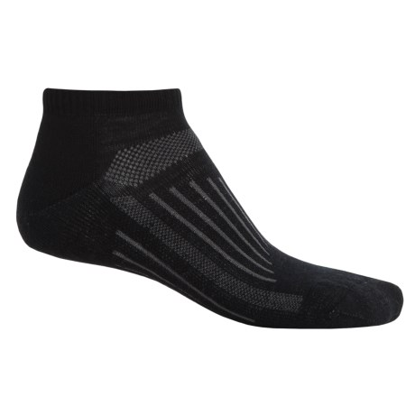 SmartWool 2013 Walk Light Micro Socks - Merino Wool (For Men and Women) in Black
