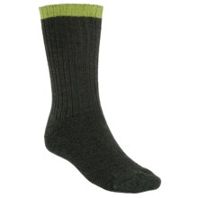SmartWool Adventurer Socks - Merino Wool. Midweight (For Men) in Forest Marl - 2nds