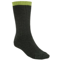 SmartWool Adventurer Socks - Merino Wool. Midweight (For Men) in Forest Marl