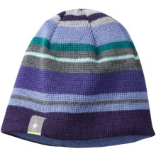 SmartWool Baby Bootie Beanie - Merino Wool (For Toddlers) in Liberty - Closeouts