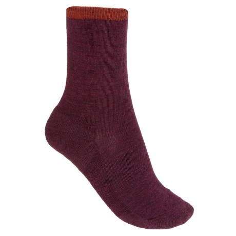 SmartWool Best Friend Socks  (For Women) in Aubergine