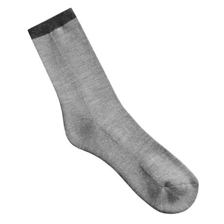 SmartWool Best Friend Socks  (For Women) in Grey Heather