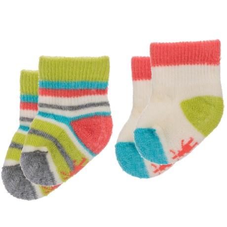 SmartWool Bootie Batch Socks - Merino Wool (For Infants)