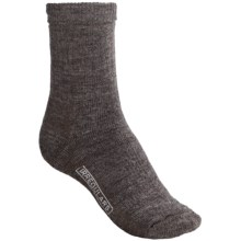 SmartWool Brilliant Hike Socks - Merino Wool, Midweight, Crew (For Women) in Taupe - 2nds