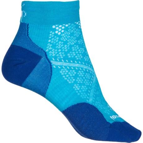 87cfcfbadf41 SmartWool Capri PhD Run Ultralight Low-Cut Socks - Merino Wool, Ankle (For