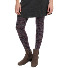 SmartWool Celestial Sky Tights - Merino Wool Blend (For Women) in Deep Navy Heather - Closeouts