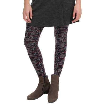 SmartWool Celestial Sky Tights - Merino Wool (For Women) in Deep Navy Heather - Closeouts