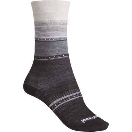 34ea373e6 SmartWool Black Feather Dream Non-Binding Socks (For Women)