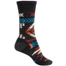 SmartWool CHUP Taiyo Socks - Merino Wool, Crew (For Women) in Charcoal Heather - Closeouts