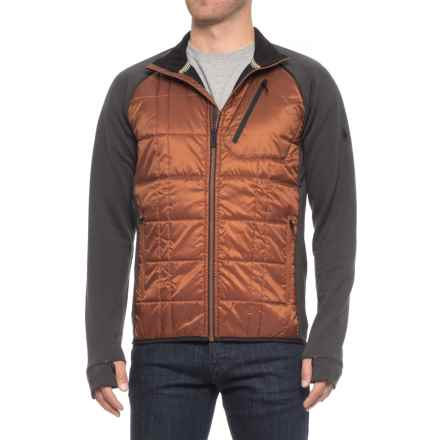 SmartWool Corbet 120 Jacket - Merino Wool, Insulated (For Men) in Cardamom - Closeouts