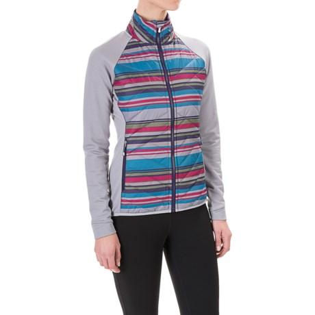 SmartWool Corbet 120 Printed Jacket - Merino Wool, Insulated (For Women)