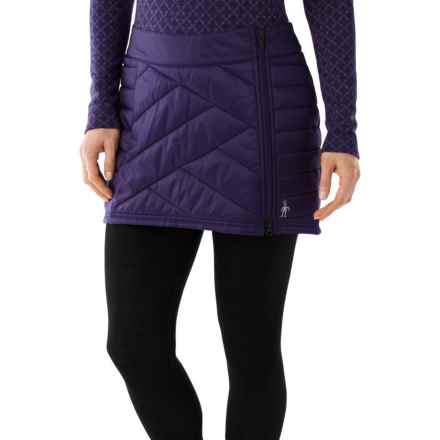 SmartWool Corbet 120 Skirt - Insulated, Merino Wool (For Women) in Mountain Purple - Closeouts