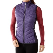 SmartWool Corbet 120 Vest - Merino Wool, Insulated (For Women) in Desert Purple - Closeouts