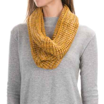 SmartWool Crystal Lake Cowl Scarf - Merino Wool (For Women) in Sunglow - Closeouts