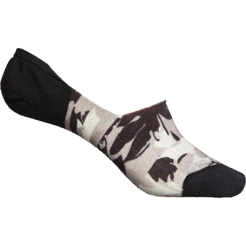 Smartwool Margarita Womens Underwear Socks Black Multi Stripe All Sizes
