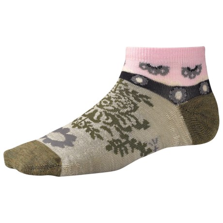 SmartWool Danube Dainty Socks - Merino Wool (For Women) in Natural Heather