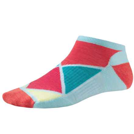 SmartWool Diamond Point Socks - Merino Wool, Below the Ankle (For Women) in Clearwater - Closeouts