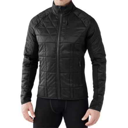 SmartWool Double Corbet 120 Jacket - Merino Wool, Insulated (For Men) in Black - Closeouts