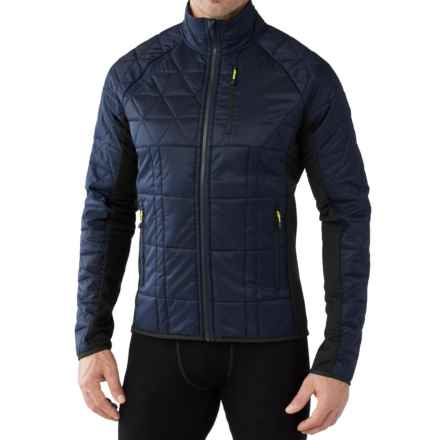 SmartWool Double Corbet 120 Jacket - Merino Wool, Insulated (For Men) in Deep Navy - Closeouts