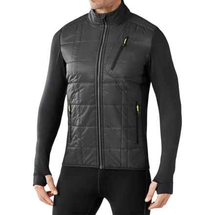 SmartWool Double Corbet 120 Jacket - Merino Wool, Insulated (For Men) in Graphite - Closeouts