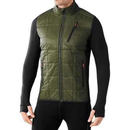 SmartWool Double Corbet 120 Jacket - Merino Wool, Insulated (For Men) in Loden - Closeouts