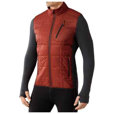 SmartWool Double Corbet 120 Jacket - Merino Wool, Insulated (For Men) in Moab Rust - Closeouts