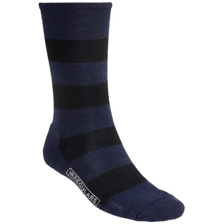 SmartWool Double Insignia Socks - Merino Wool (For Men) in Deep Navy Heather