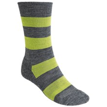 SmartWool Double Insignia Socks - Merino Wool (For Men) in Medium Grey Heather - 2nds
