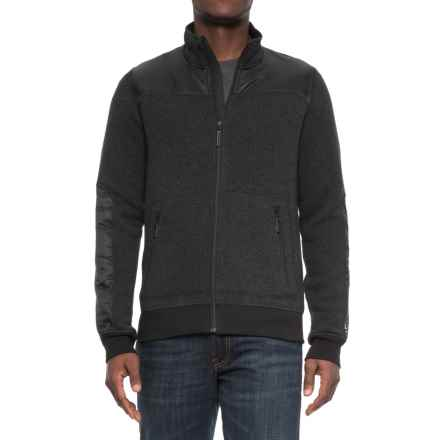 SmartWool Echo Lake Jacket (For Men) in Charcoal Heather - Closeouts