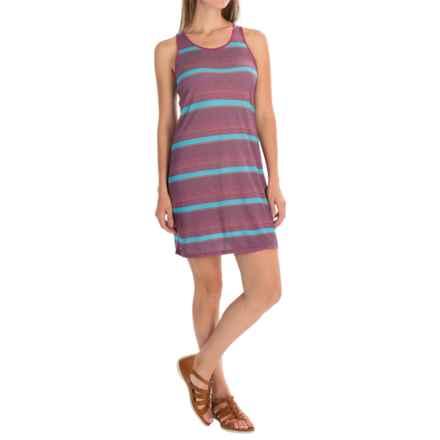 SmartWool Fern Lake Dress - Merino Wool, Racerback (For Women) in Berry - Closeouts