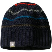 SmartWool Granite Creek Beanie Hat - Merino Wool (For Boys) in Deep Navy - 2nds
