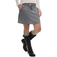 SmartWool Hanging Lake Skirt - Merino Wool-TENCEL® (For Women) in Light Gray - Closeouts