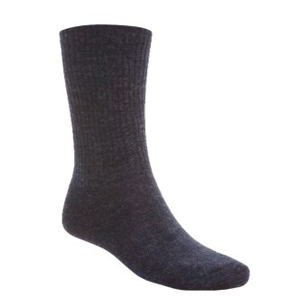 SmartWool Heathered Rib Socks - Merino Wool  (For Men and Women)