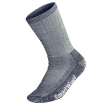 SmartWool Heavy Cushion Trekking Socks - Merino Wool (For Men and Women) in Navy - 2nds