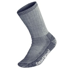 SmartWool Heavy Cushion Trekking Socks - Merino Wool (For Men and Women) in Taupe