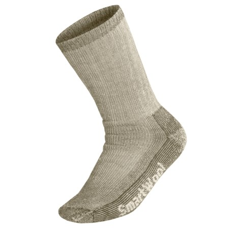 SmartWool Heavy Cushion Trekking Socks - Merino Wool (For Men and Women) in Taupe