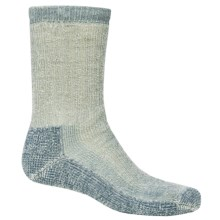 SmartWool Heavy Hike Socks - Crew (For Men and Women) in Dark Grey - Closeouts